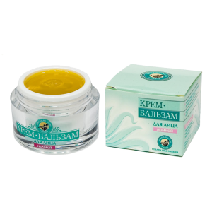 Cedra night time  facial cream- balsam